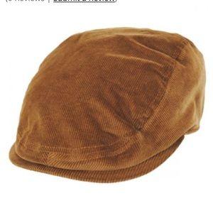 Vintage Kangol curdoroy cap/hat